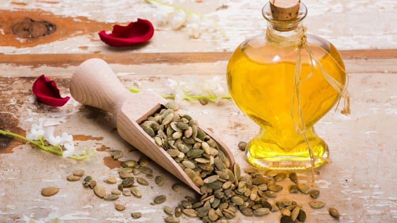 Как применять тыквенное масло от глистов и насколько это эффективно: лечение паразитов популярным народным методом