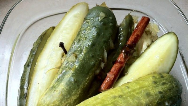 Как заготовить огурцы с корицей на зиму: необычные, но очень вкусные рецепты