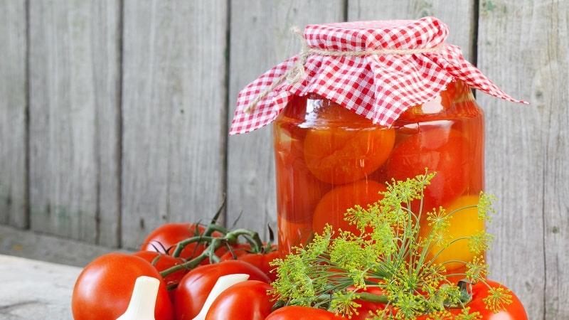 Консервированные помидоры на зиму: подборка лучших рецептов и полезные советы по правильному приготовлению закруток