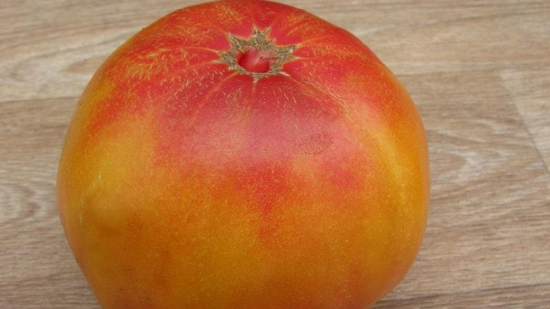 """Крупноплодный сорт, от которого в восторге дачники - томат """"Загадка природы"""""""