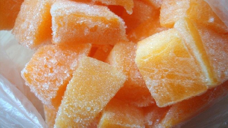 Можно ли заморозить тыкву, сохранив максимум полезных свойств: изучим все возможные варианты и выберем лучший