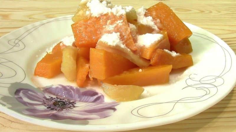 Польза и вред вареной тыквы: чем хорош овощ в отварном виде, как его правильно приготовить и съесть