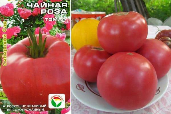 """Неприхотливый в уходе, но при этом щедрый на урожай томат """"Чайная роза"""": агротехника и советы фермеров со стажем"""