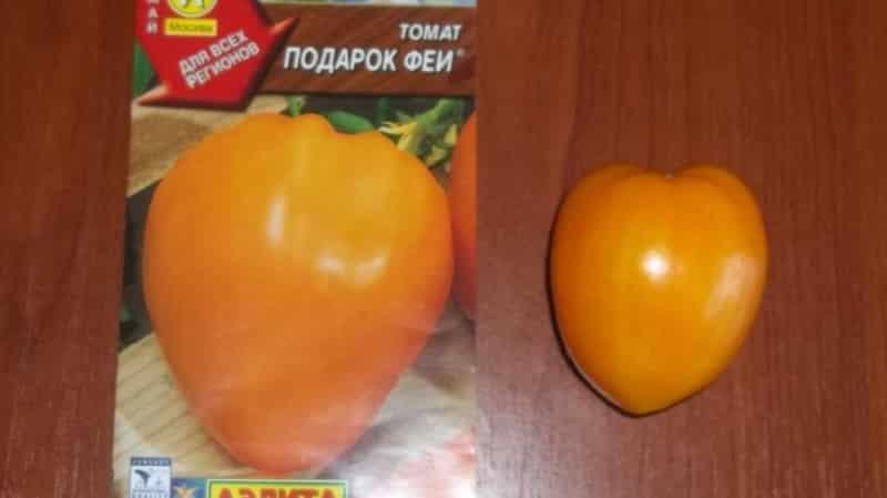 Сорт томата подарок феи