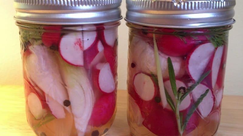 Заготовки редиса на зиму: простые и вкусные рецепты полезных закусок