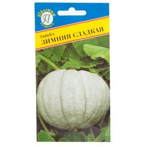 """Популярная среди фермеров тыква """"Зимняя сладкая"""" с приятным вкусом и высокой урожайностью для длительного хранения"""