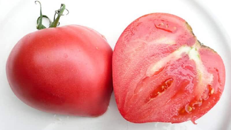 """Советы опытных садоводов по выращиванию томата """"Розовое сердце"""""""