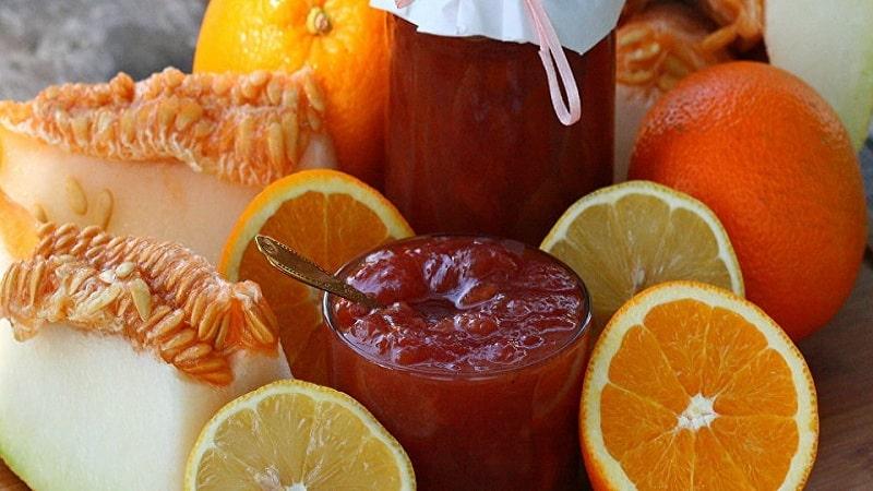 10 самых вкусных рецептов варенья из дыни