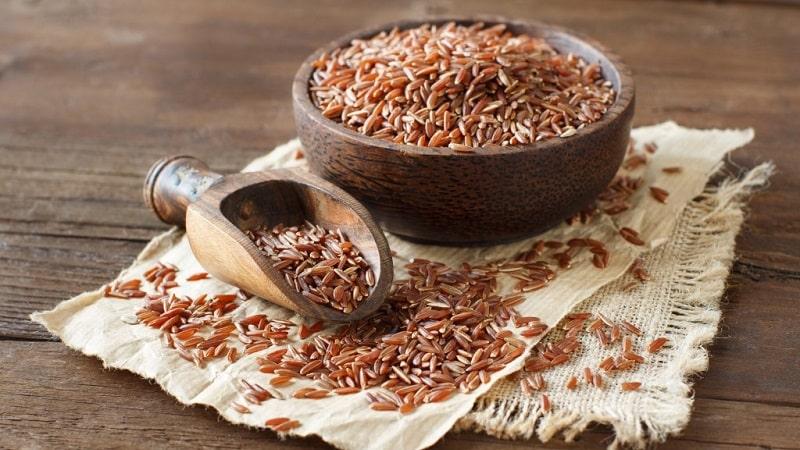 Чем хорош бурый рис для похудения и как его приготовить