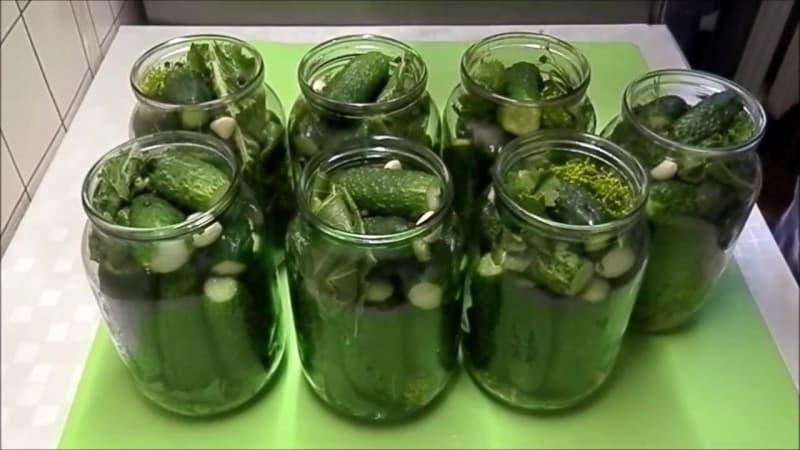 Как заготовить вкуснейшие маринованные огурцы с виноградным уксусом
