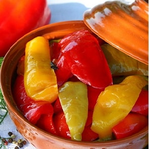 Самые простые и вкусные рецепты маринованных перцев на зиму в домашних условиях