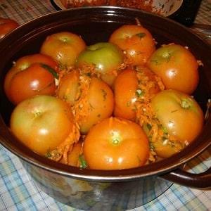 Делаем вкусные заготовки своими руками - соленые бурые помидоры: лучшие рецепты и советы по приготовлению
