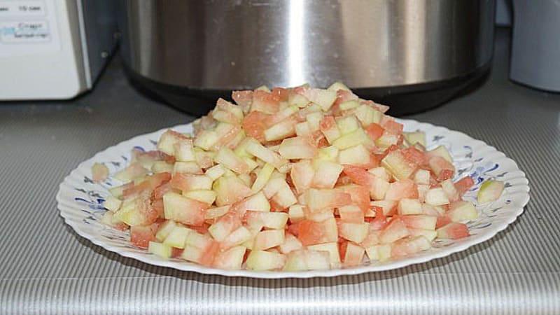 Как сделать вкуснейшее варенье из арбуза на зиму