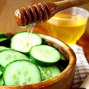 Польза и вред огурцов с медом для организма человека