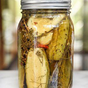 5 простых и вкусных рецептов приготовления маринованных огурцов в масле