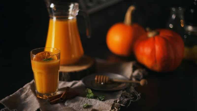 Самые вкусные и полезные рецепты приготовления тыквенного сока в соковарке на зиму