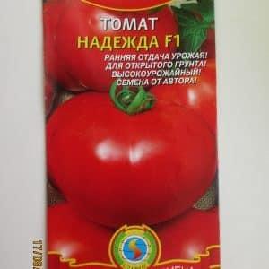 """Как вырастить томат """"Надежда f1"""": лежкий, раннеспелый и радующий богатым урожаем"""