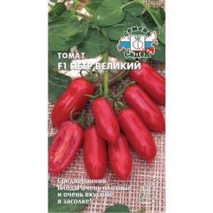 """Удачный выбор для привередливого дачника - томат """"Пётр Великий"""" и секреты повышения его урожайности"""