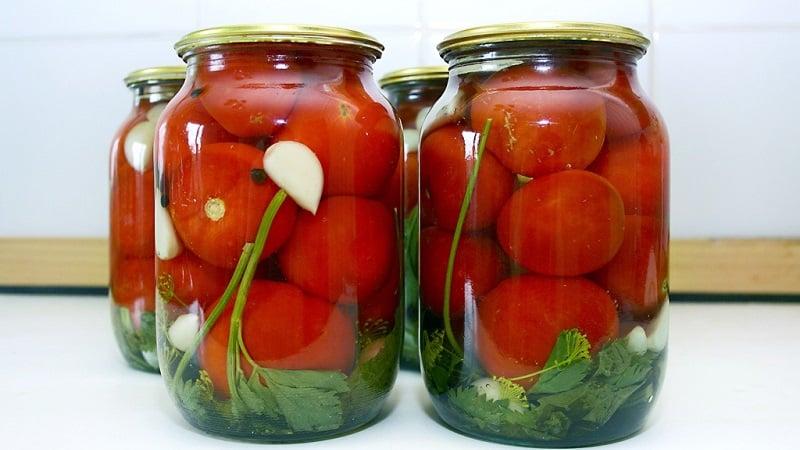 Топ-10 необычных рецептов помидоров на зиму: как приготовить томаты вкусно и правильно их закатать