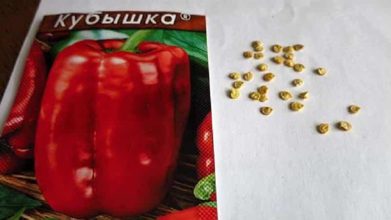 """Выращиваем на участке один из самых популярных видов сладкого перца - """"Кубышка"""""""