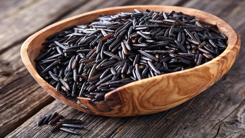 Что такое черный рис и какая от него польза