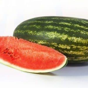 """Раннеспелый гибридный арбуз """"Атаман"""" с гигантскими плодами и неповторимым вкусом"""