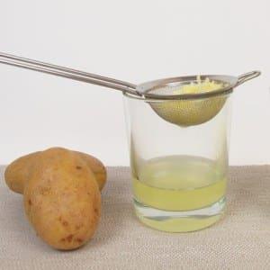 Чем полезен картофельный сок для волос и как его правильно применять