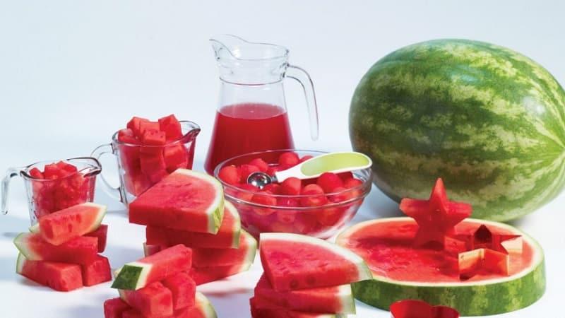 Есть ли в арбузе витамины и какие