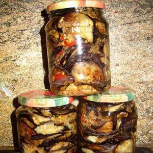 Как легко, но очень вкусно заготовить баклажаны на зиму