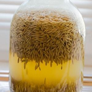 Как пить овес для очищения организма в домашних условиях