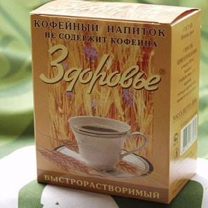 Польза и вред кофейного напитка из ячменя и ржи, инструкция по его приготовлению