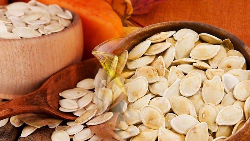 Польза и вред тыквенных семечек для мужчин при простатите