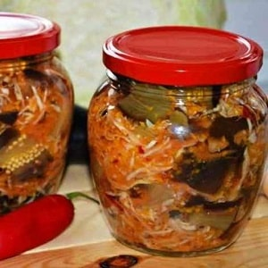 Самые вкусные рецепты засолки баклажанов на зиму в банках от опытных хозяек