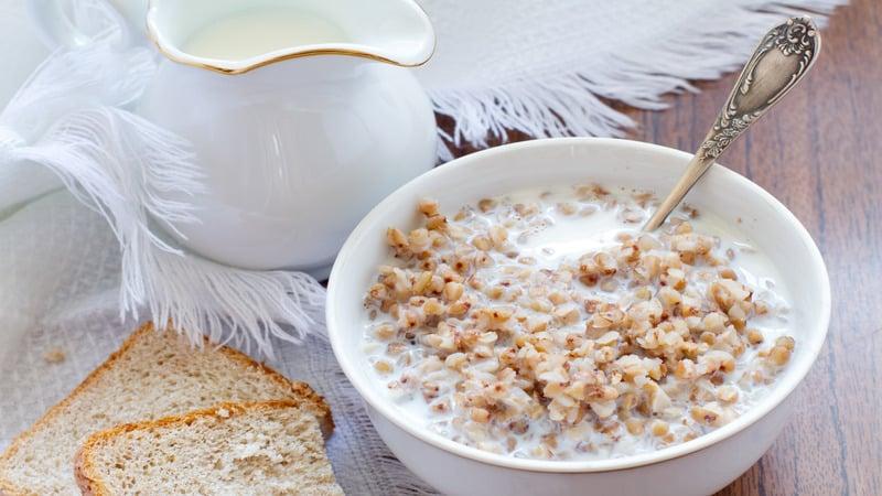 Польза употребления гречки с кефиром натощак утром