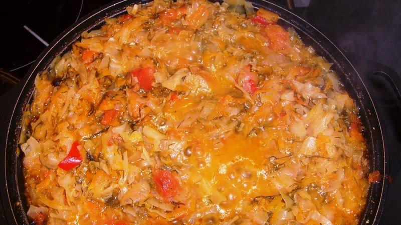 Готовим заправку для супа из моркови на зиму