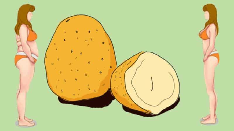 Лучшие варианты картофельных диет