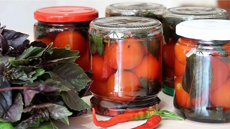 Изумительные по вкусу рецепты помидоров с сельдереем на зиму
