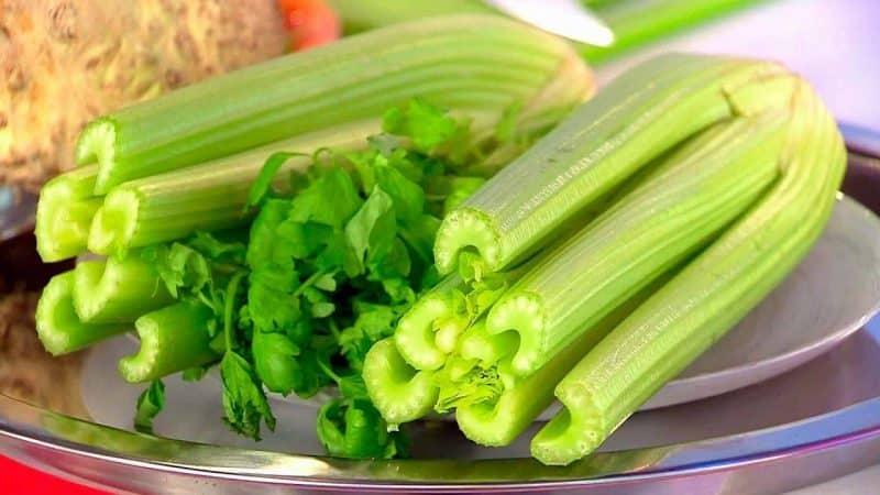 Как и с чем едят сельдерей: рецепты приготовления