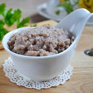 Как приготовить гречневую кашу для первого прикорма