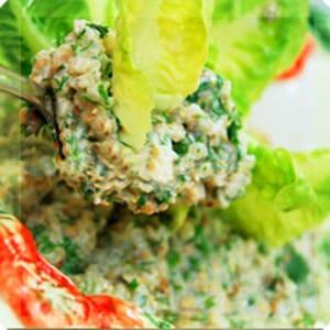 Калорийность и БЖУ вареной зеленой гречки