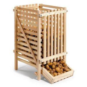 Что сделать, чтобы картошка не прорастала при хранении