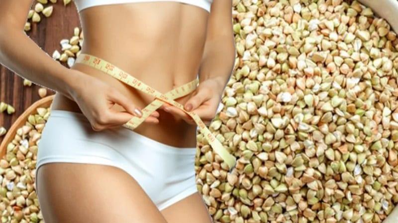 Как похудеть если есть гречку