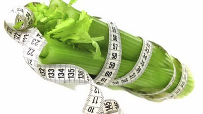 Сельдерей польза для женщин при похудении