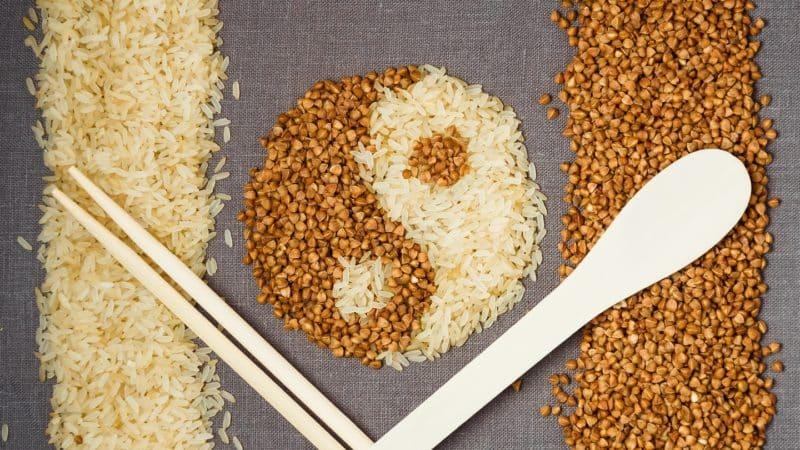 Лайфхаки для Золушек: как отделить рис от гречки быстро