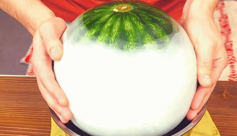 Как сохранить арбуз до нового года в погребе - 7 лучших способов