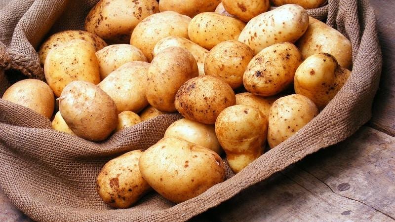 Какая картошка бывает рассыпчатой