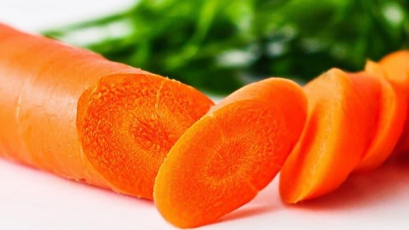 Невероятная польза вареной моркови для здоровья и красоты