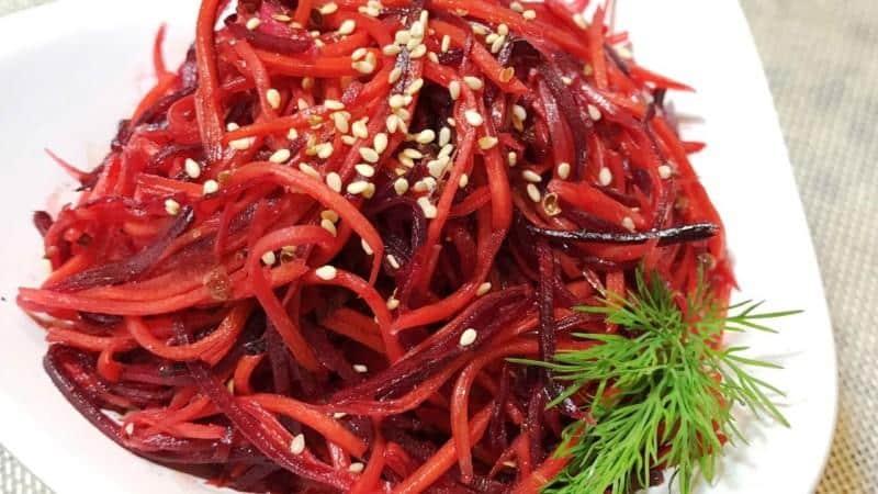 Полезные свойства и калорийность тертой моркови