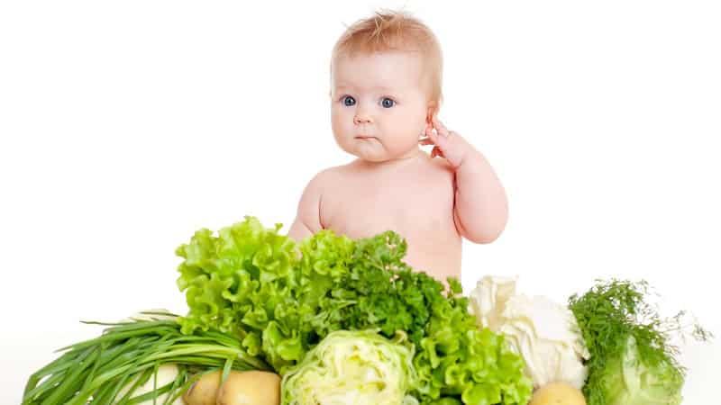 Сельдерей для грудного ребенка: как правильно вводить в прикорм