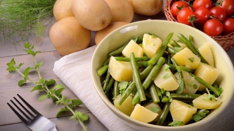Вареный картофель при похудении: можно ли его есть на диете